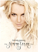 Britney Spears: I Am the Femme Fatale - Movie Poster (xs thumbnail)