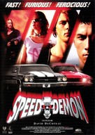 Speed Demon - French Movie Cover (xs thumbnail)