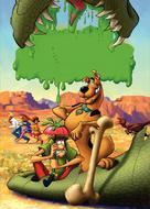 Scooby-Doo! Legend of the Phantosaur - Key art (xs thumbnail)