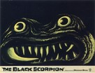 The Black Scorpion - British Movie Poster (xs thumbnail)