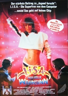 Weird Science - German Movie Poster (xs thumbnail)