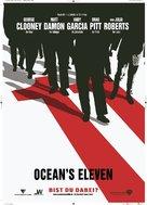 Ocean's Eleven - German Teaser poster (xs thumbnail)
