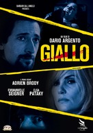 Giallo - Italian Movie Cover (xs thumbnail)