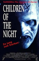 Children of the Night - German Movie Poster (xs thumbnail)