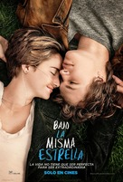 The Fault in Our Stars - Chilean Movie Poster (xs thumbnail)