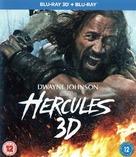 Hercules - British Blu-Ray movie cover (xs thumbnail)