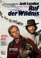 Call of the Wild - German Movie Poster (xs thumbnail)