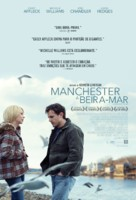 Manchester by the Sea - Brazilian Movie Poster (xs thumbnail)