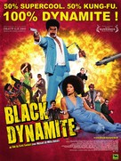 Black Dynamite - French Movie Poster (xs thumbnail)