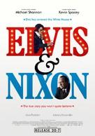 Elvis & Nixon - Belgian Movie Poster (xs thumbnail)