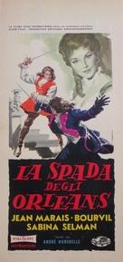Bossu, Le - Italian Movie Poster (xs thumbnail)
