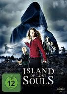 De fortabte sjæles ø - German DVD cover (xs thumbnail)