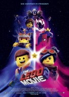 The Lego Movie 2: The Second Part - German Movie Poster (xs thumbnail)