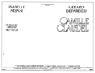 Camille Claudel - French Logo (xs thumbnail)