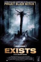 Exists - French Movie Poster (xs thumbnail)