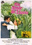 Un amour de pluie - Spanish Movie Poster (xs thumbnail)