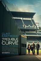 Trouble with the Curve - Movie Poster (xs thumbnail)