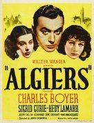Algiers - Movie Poster (xs thumbnail)