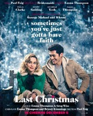 Last Christmas - Singaporean Movie Poster (xs thumbnail)