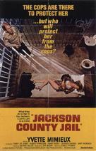 Jackson County Jail - Movie Poster (xs thumbnail)