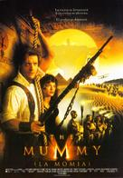 The Mummy - Spanish Theatrical poster (xs thumbnail)