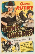 Guns and Guitars - Movie Poster (xs thumbnail)