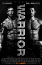 Warrior - Movie Poster (xs thumbnail)