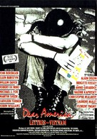 Dear America: Letters Home from Vietnam - French Movie Poster (xs thumbnail)