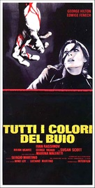 Tutti i colori del buio - Italian Movie Poster (xs thumbnail)