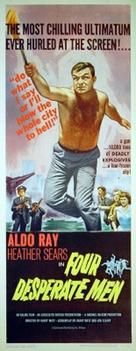 Four Desperate Men - Movie Poster (xs thumbnail)
