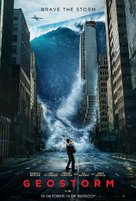 Geostorm - Dutch Movie Poster (xs thumbnail)