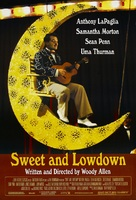 Sweet and Lowdown - Movie Poster (xs thumbnail)