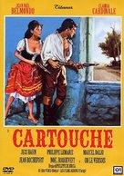 Cartouche - Italian DVD cover (xs thumbnail)