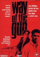 The Way Of The Gun - British DVD movie cover (xs thumbnail)