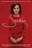 Jackie - Lebanese Movie Poster (xs thumbnail)