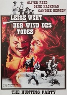 The Hunting Party - German DVD cover (xs thumbnail)