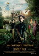 Miss Peregrine's Home for Peculiar Children - Croatian Movie Poster (xs thumbnail)