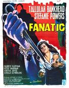 Fanatic - Belgian Movie Poster (xs thumbnail)