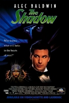 The Shadow - Video release movie poster (xs thumbnail)