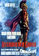 Alexander the Great - German Movie Poster (xs thumbnail)