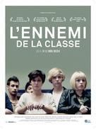 Razredni sovraznik - French Movie Poster (xs thumbnail)
