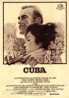 Cuba - Spanish Movie Poster (xs thumbnail)