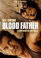 Blood Father - DVD movie cover (xs thumbnail)