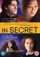 In Secret - British DVD cover (xs thumbnail)