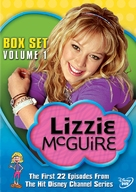 """Lizzie McGuire"" - DVD movie cover (xs thumbnail)"