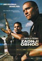 End of Watch - Slovenian Movie Poster (xs thumbnail)
