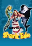 Shark Tale - DVD movie cover (xs thumbnail)