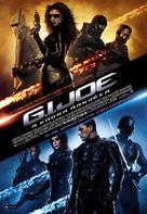 G.I. Joe: The Rise of Cobra - Hungarian Movie Poster (xs thumbnail)