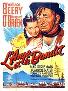 Bad Bascomb - French Movie Poster (xs thumbnail)