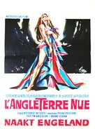 Inghilterra nuda - Belgian Movie Poster (xs thumbnail)